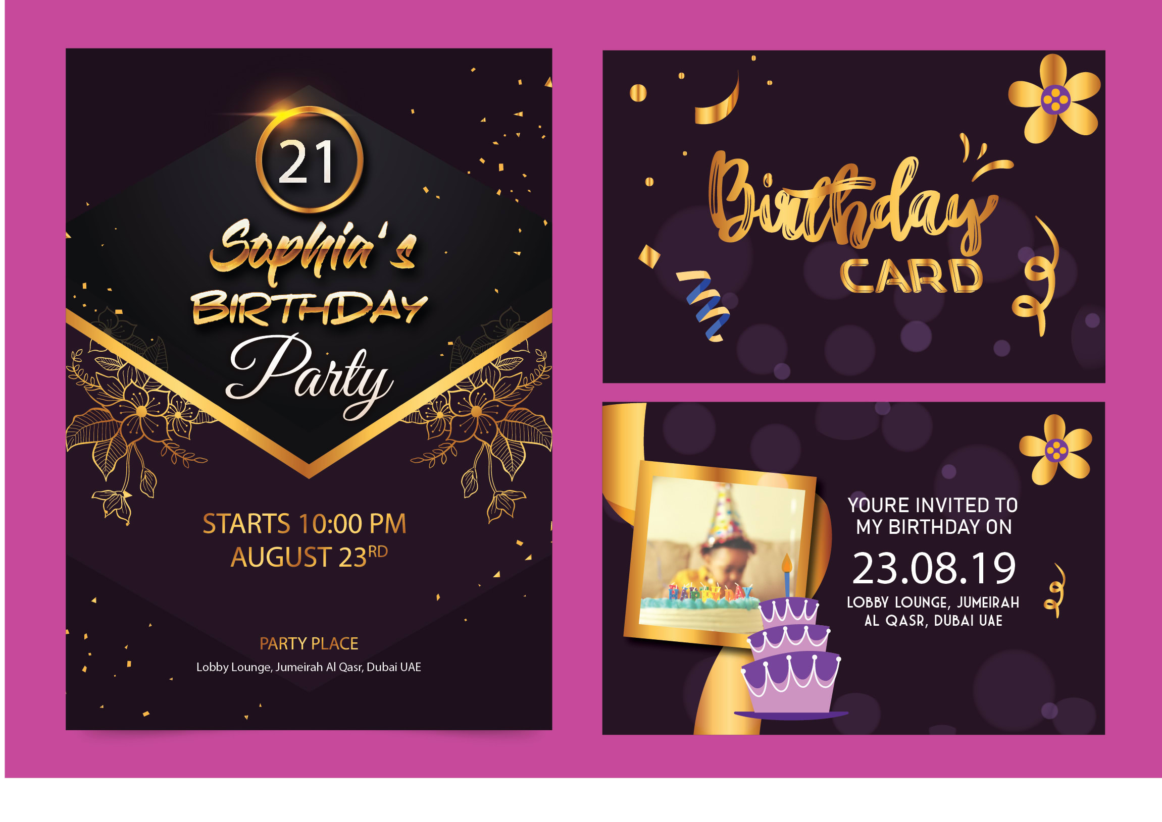 Wedding /Invitation Cards